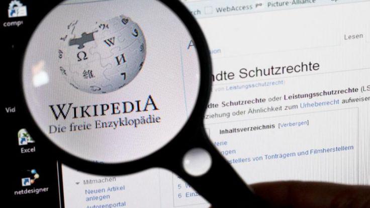 Wikipedia verliert weiter Mitschreiber (Foto)