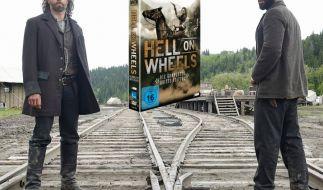 Die dritte Staffel von «Hell on Wheel» ist seit dem 25. April 2014 überall im Handel erhältlich. (Foto)