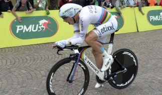 Martin kritisiert Streckenführung bei Tour de Romandie (Foto)