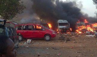 Mindestens zwölf Tote bei neuem Anschlag in Nigeria (Foto)