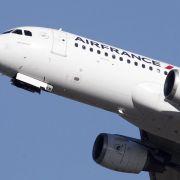 Pilotenstreik abgesagt - Keine Einschränkungen bei Air France (Foto)