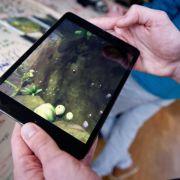 Bei günstigen Tablets besonders aufs Display achten (Foto)