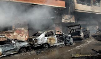 Homs: Assad-Regime vereinbart Waffenruhe mit Rebellen (Foto)