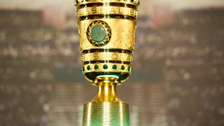 45 von 64 Teilnehmern am DFB-Pokal 2014/15 stehen fest (Foto)