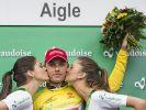 Tour de Romandie: Spilak in Gelb - Froome stark (Foto)