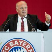 Comeback nach dem Knast: Hoeneß kündigt Rückkehr an (Foto)