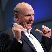 Ballmer überholt Gates als größter Microsoft-Einzelaktionär (Foto)