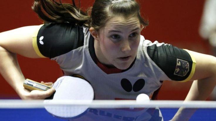 Tischtennis-Damen verpassen WM-Halbfinale (Foto)