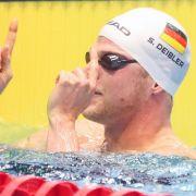 Schwimm-DM: Deibler, Koch und Biedermann stark (Foto)