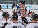 Deutsche Eishockey-Youngster begeistern (Foto)