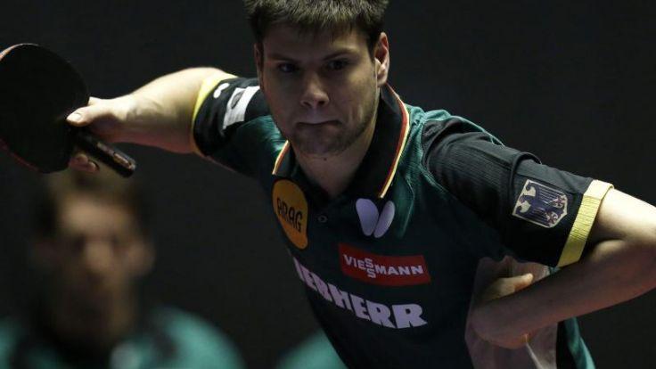 Tischtennis-Herren holen 50. WM-Medaille (Foto)