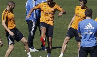 Khedira erstmals wieder im Real-Kader (Foto)