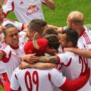 Leipzig schafft Durchmarsch in 2. Fußball-Bundesliga (Foto)