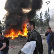 Analyse: Gewalt in Ukraine reißt nicht ab (Foto)