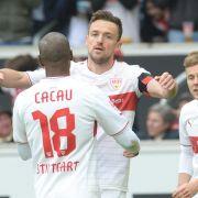 Cacau verlässt Stuttgart - Bobic: «VfB-Familie» (Foto)