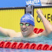 Biedermann über 100 Meter besser als «Blitz» Deibler (Foto)