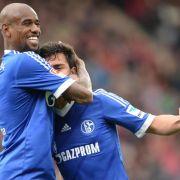 Schalke nach 2:0 in Freiburg vor direktem CL-Einzug (Foto)