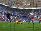 HSV noch im Rennen trotz 1:4 gegen Bayern München (Foto)