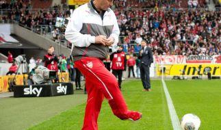 VfB-Boss über Stevens: «Unser erster Ansprechpartner» (Foto)