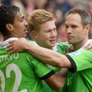 Stuttgart wendet trotz 1:2 gegen VfL Betriebsunfall ab (Foto)
