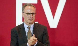 Rummenigge überzeugt: Hoeneß kehrt als Präsident zurück (Foto)