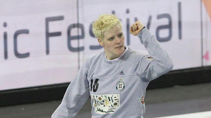 Nationaltorfrau Woltering erneut im CL-Finale (Foto)
