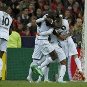 EA Guingamp zum zweiten Mal französischer Pokalsieger (Foto)