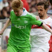 VfB Stuttgarts Harnik verpasst Saisonende (Foto)