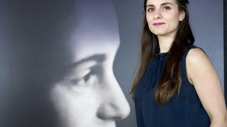 Weltpremiere und Wagnis: Anne Frank auf derBühne (Foto)