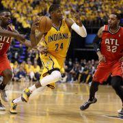 Playoff-Aus für NBA-Profi Schröder mit Atlanta (Foto)