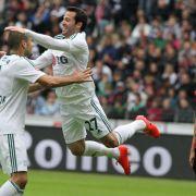 Bayer bleibt auf Champions-League-Kurs (Foto)