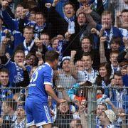 Schalke will direkten Weg in Königsklasse (Foto)