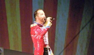 Zirkusdirektor DJ Bobo in der Leipziger Arena (Foto)