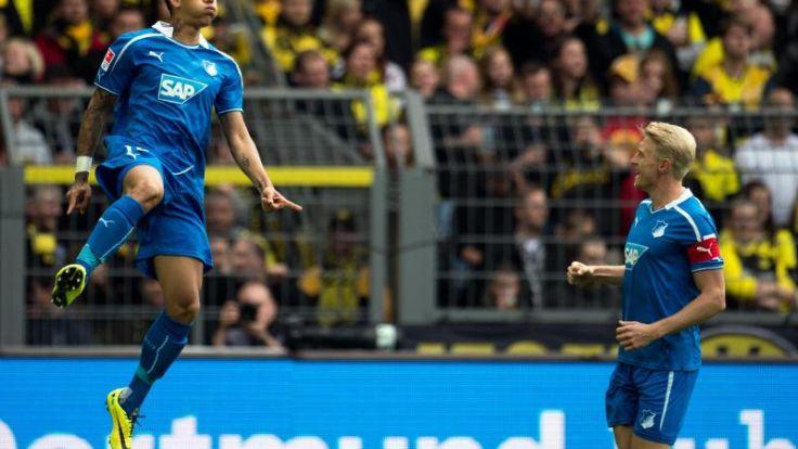 Zahlen vom 33. Spieltag der Fußball-Bundesliga (Foto)