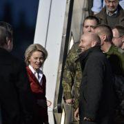 OSZE-Militärbeobachter wieder in Freiheit (Foto)