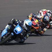 Zweiter Saisonsieg für Moto3-Pilot Fenati - Öttl 15. (Foto)