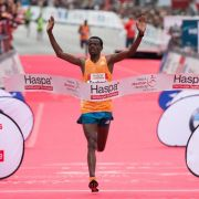Afrikanische Erfolge beim Hamburg-Marathon (Foto)
