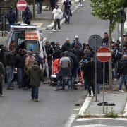 Gewalt beim Pokalfinale schockt Italien (Foto)