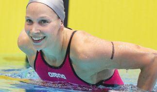 Brandt mit viertemTitel bei Schwimm-Meisterschaften (Foto)