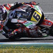 Bradl klagt nach Jerez-GP wieder über Schmerzen im Arm (Foto)