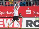 SV Sandhausen verlängert Vertrag mit Stürmer Adler (Foto)