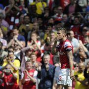 FC Arsenal gewinnt 1:0 gegen West Bromwich Albion (Foto)