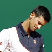 Djokovic sagt Teilnahme inMadrid wegen Verletzung ab (Foto)