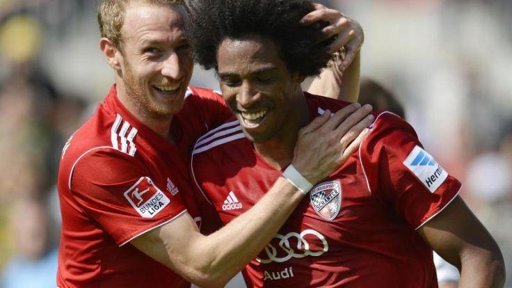 Ingolstadt endgültig gerettet - 2:0 bei Sandhausen (Foto)