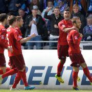Paderborn nach 2:0 weiter mit besten Aufstiegschancen (Foto)