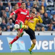 Bielefeld gegen Frankfurt 0:0 - Kampf um Relegation (Foto)