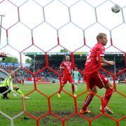 Fürth wahrt Chance auf Platz zwei: 6:0 in Cottbus (Foto)