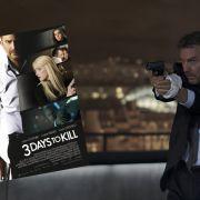 «3 Days To Kill» mit Kevin Costner läuft ab dem 8. Mai 2014 in den deutschen Kinos.