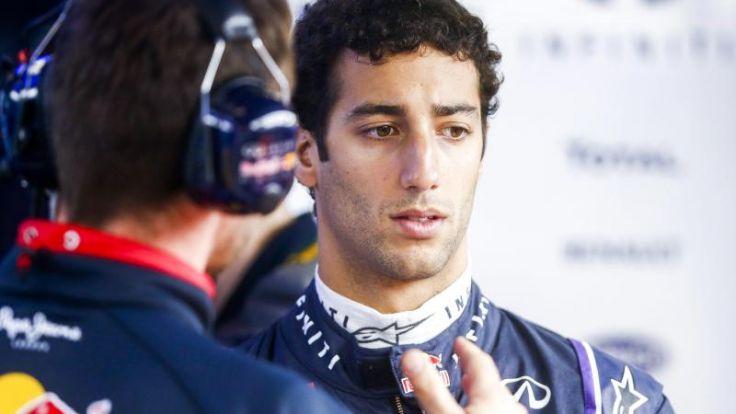 Vettel-Rivale Ricciardo: Teamorder muss befolgt werden (Foto)