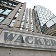 Wacker Chemie startet stark ins Jahr (Foto)